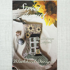 Sweet August Cross Stitch Patterns | Blackbird Designs