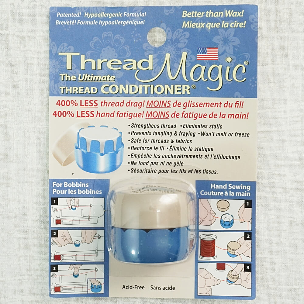 Thread Magic thread conditioner front of product package