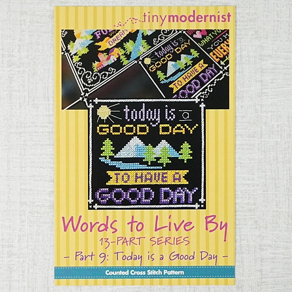 Today is a Good Day by Tiny Modernist for sale
