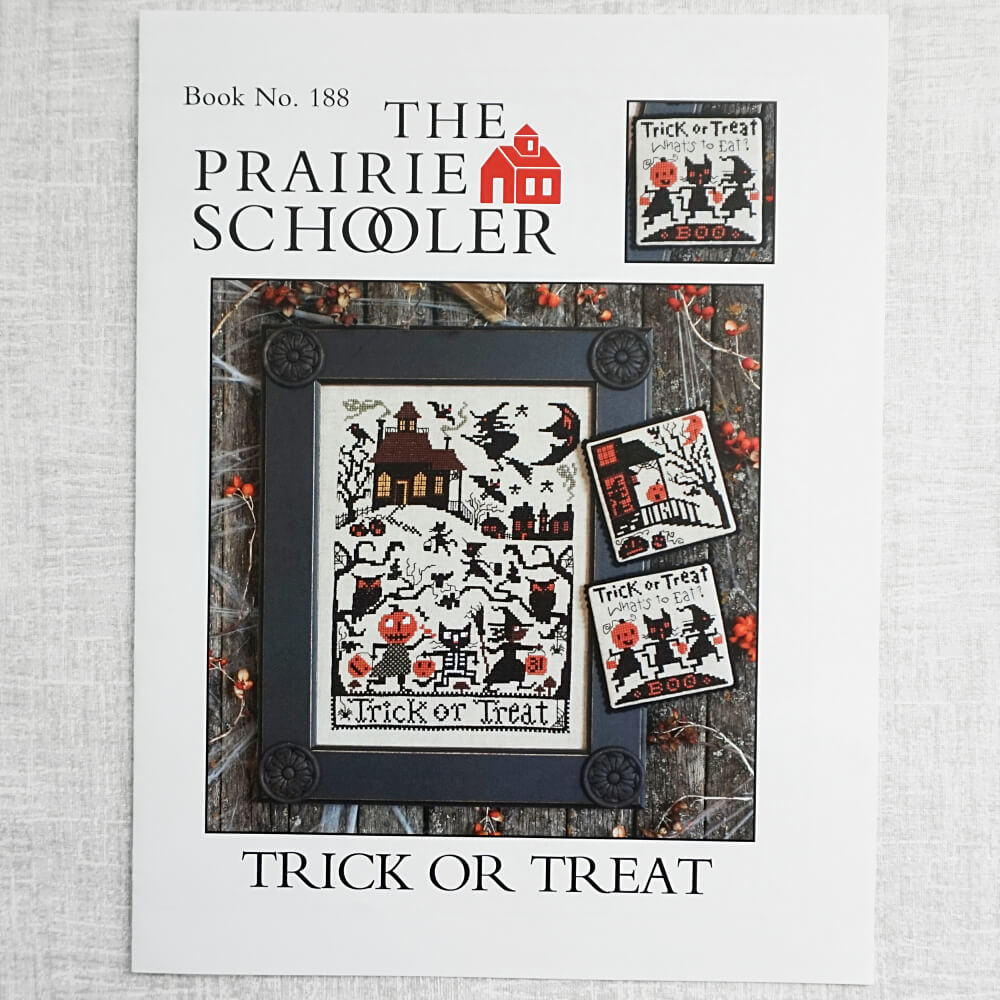 Trick or Treat pattern by The Prairie Schooler