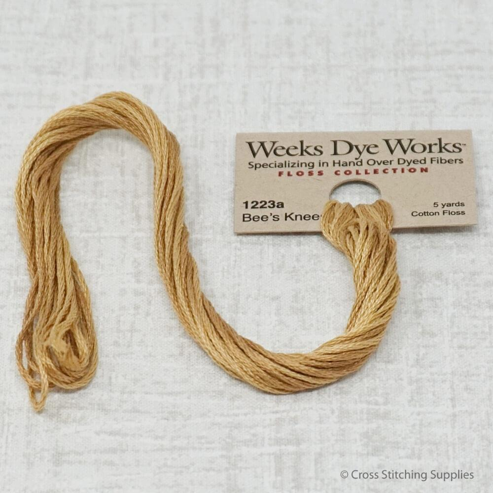 Bees Knees Weeks Dye Works Floss