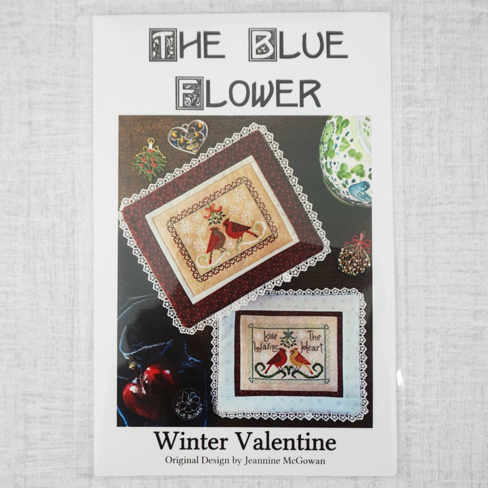 Winter Valentine by The Blue Flower