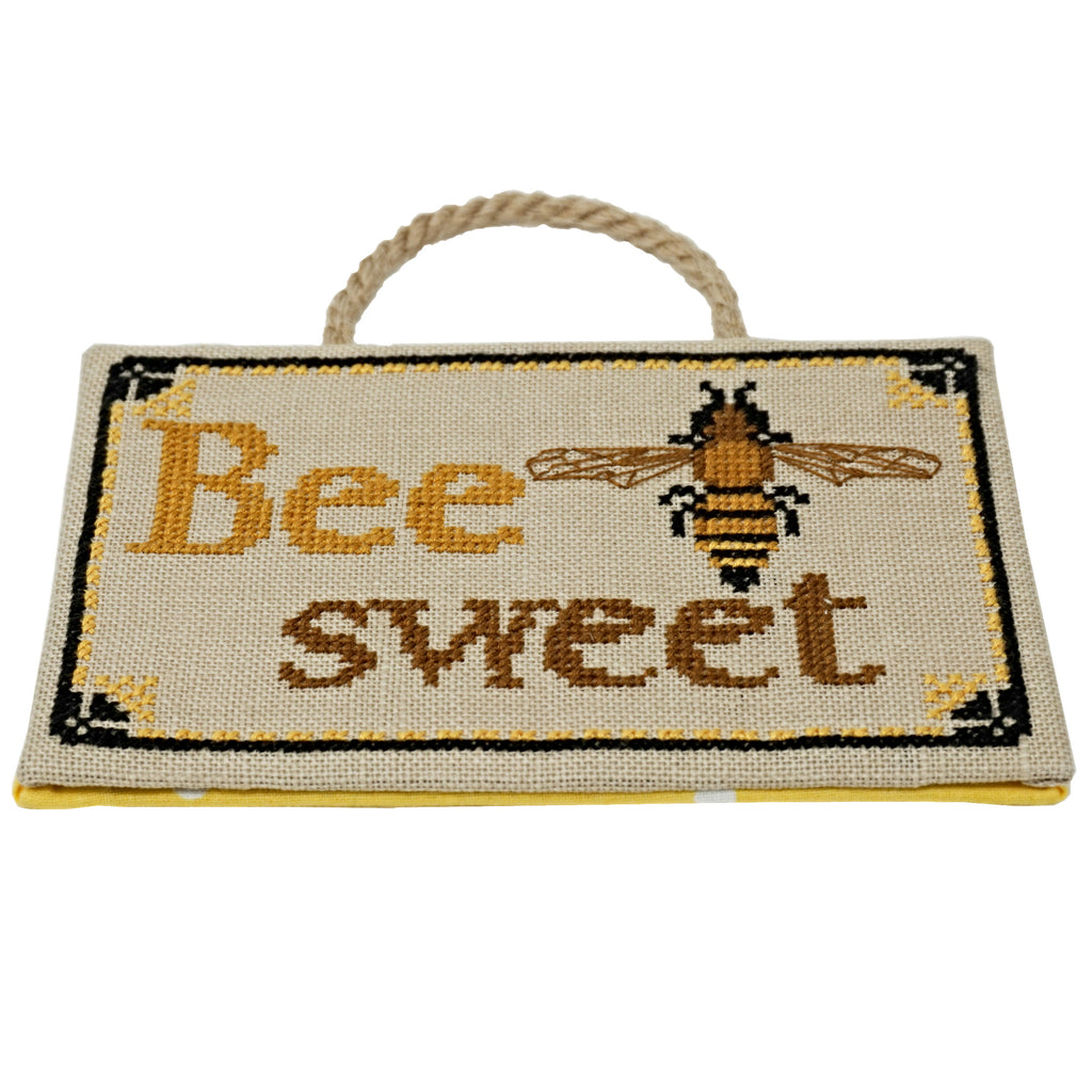 Bee Sweet Cross Stitch Pattern | Thread Maniac Designs