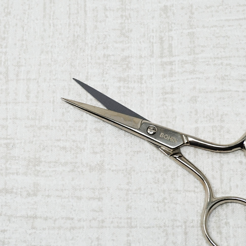 Bohin Fine Embroidery Scissors Blades