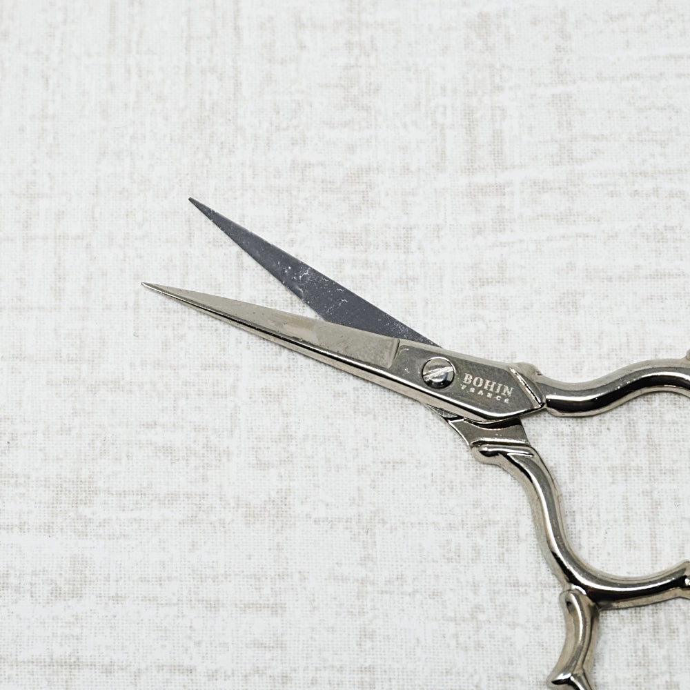 grand anneaux  embroidery scissors