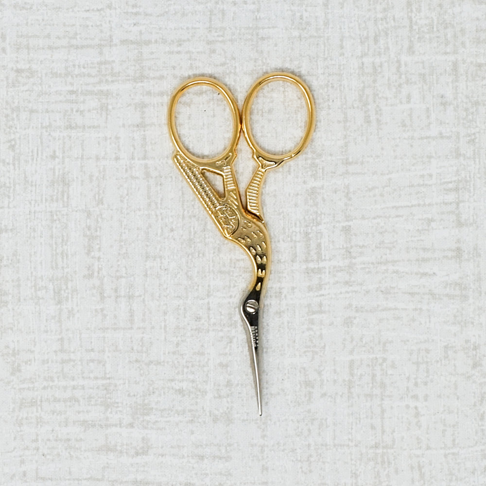 Bohin Stork Embroidery Scissors