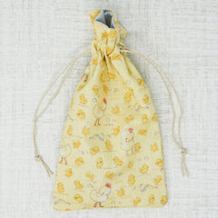 Chicks accessory drawstring bag for stitching accessories
