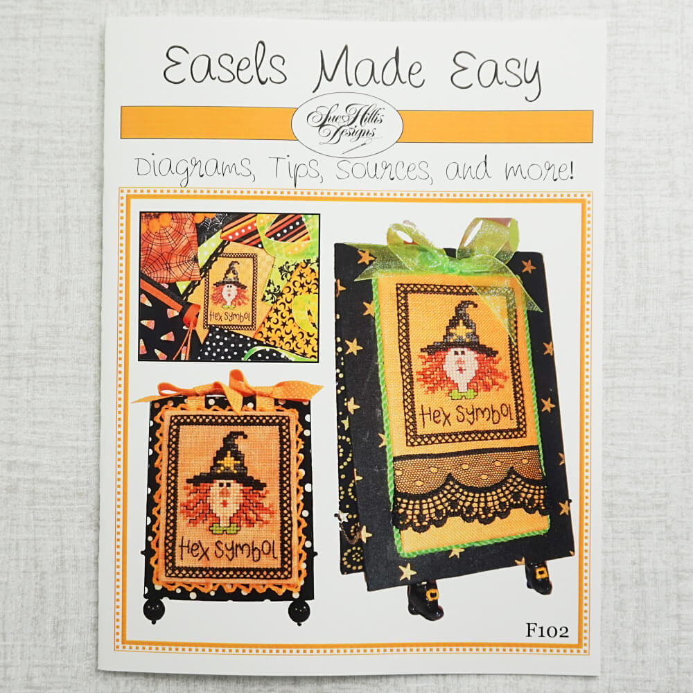Easels Made Easy Cross Stitch booklet