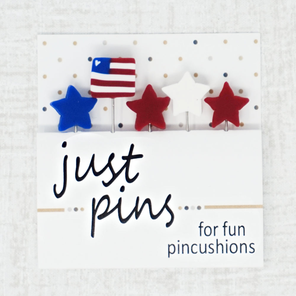 Americana - Just Another Button Company Pin Pack