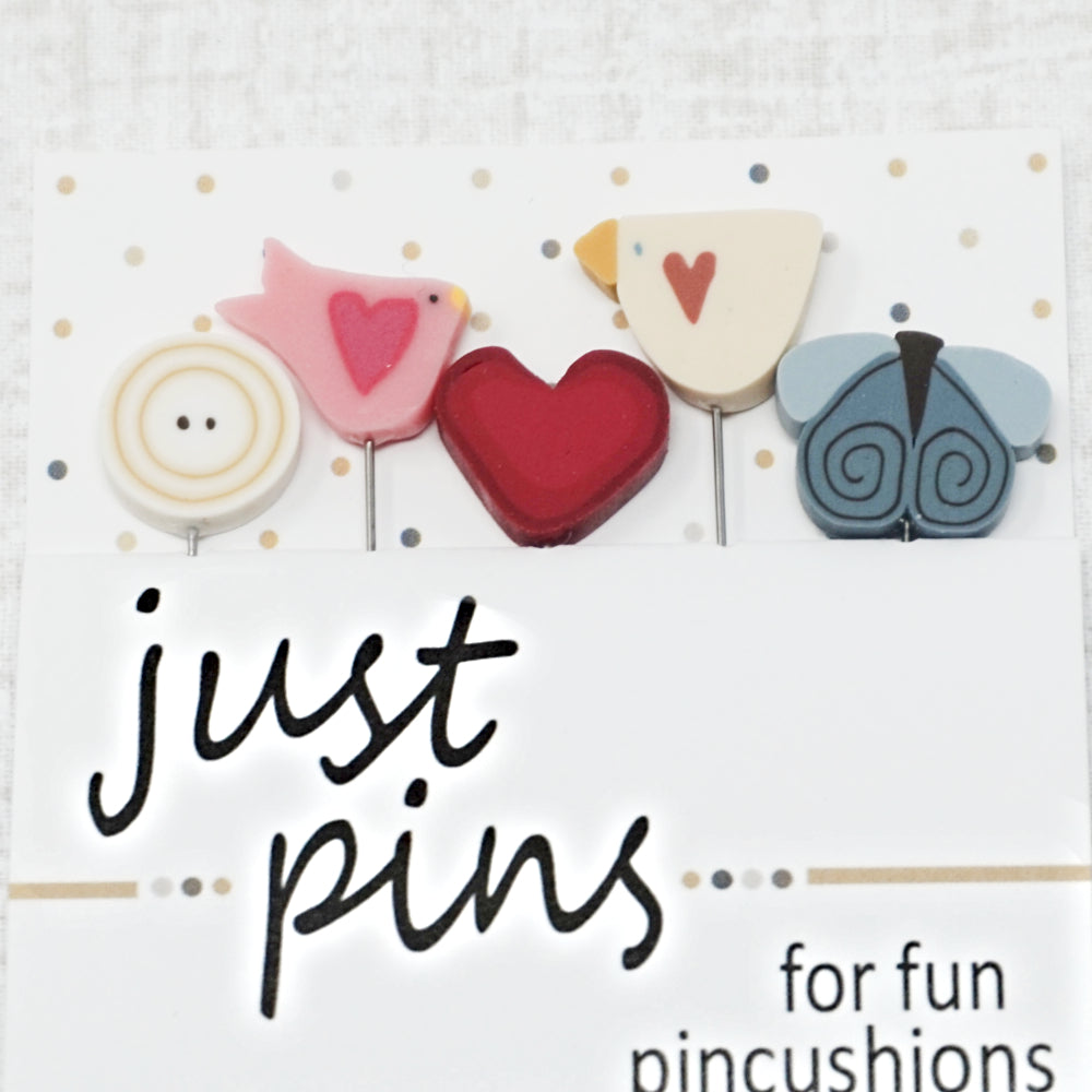 Storybook Cottage - Just Another Button Company Pin Pack