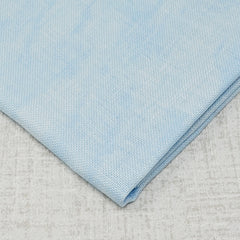 Vintage Blue Whisper 32 count belfast linen from Zweigart