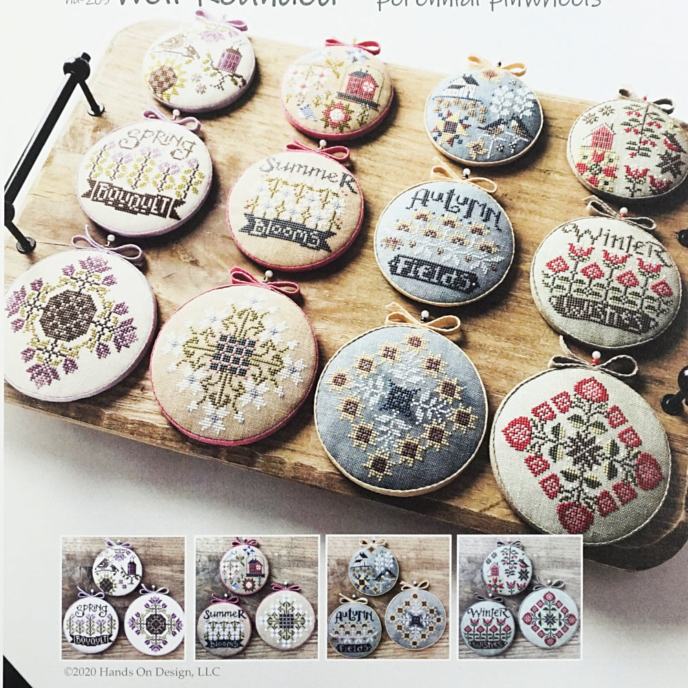Well Rounded counted cross stitch patterns