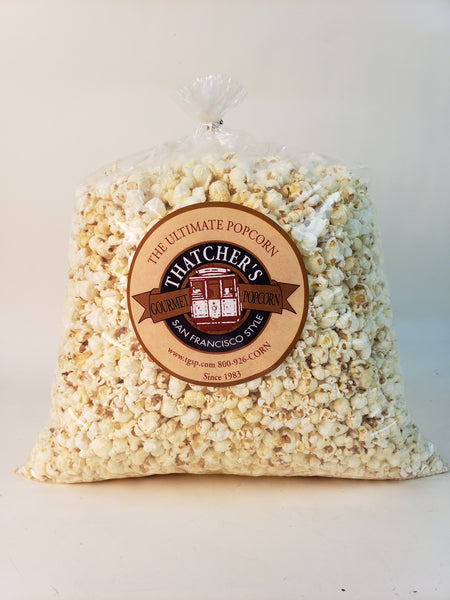 PLAIN POPCORN (WITH HIMALAYAN SALT)