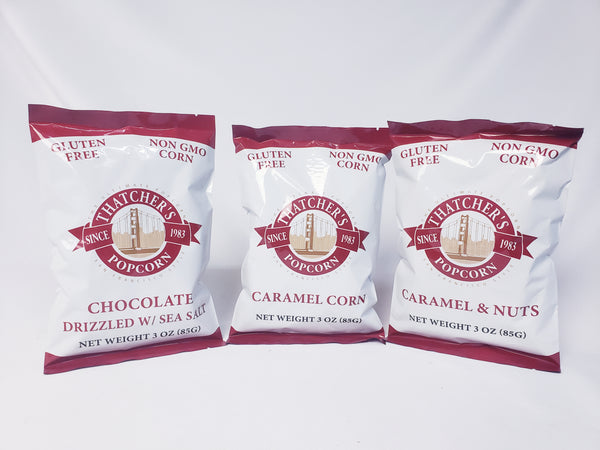 Snack Pack (3oz snack sized bags) 24 count
