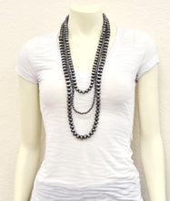 Load image into Gallery viewer, Trace Navajo Pearls Necklace