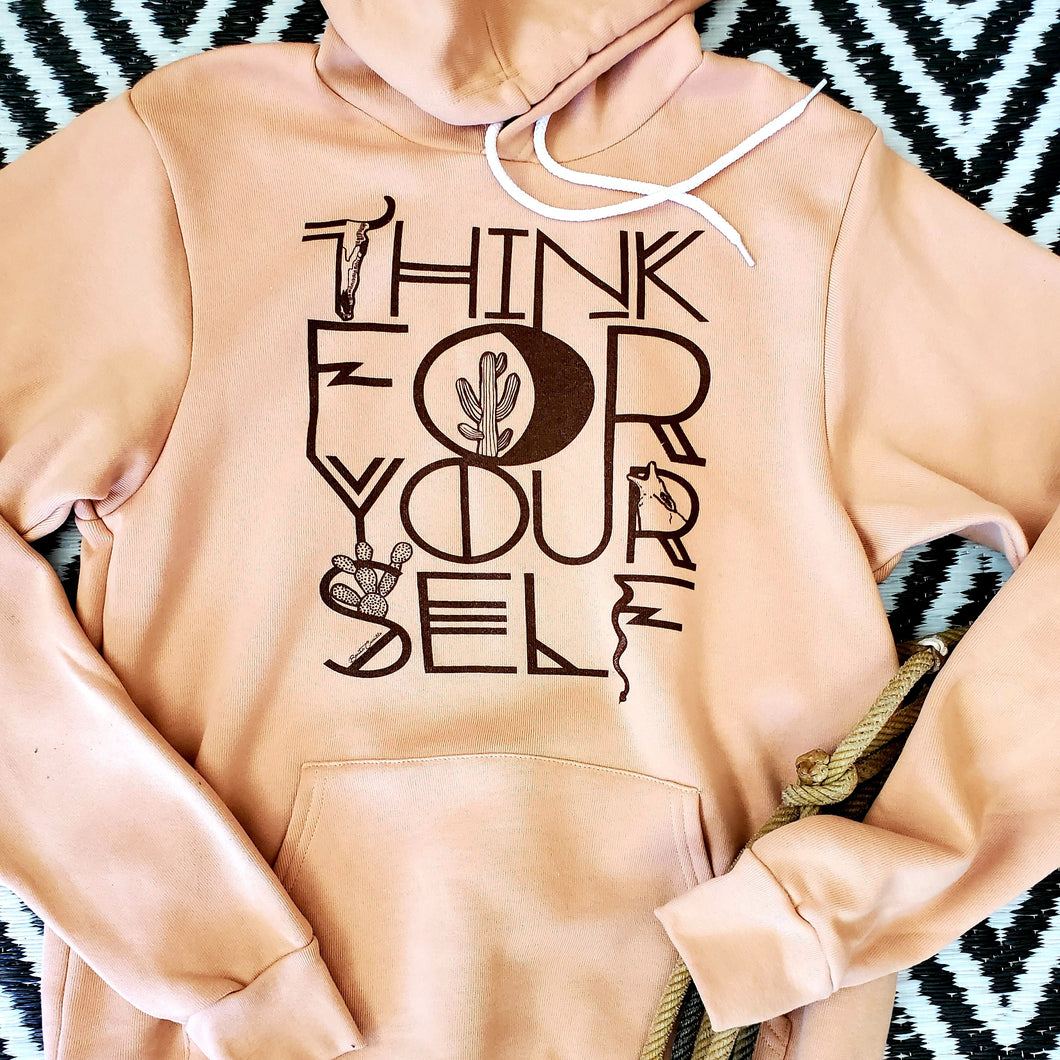The Free Thinker Hoodie
