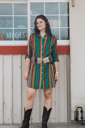 Silverado Button Down Dress