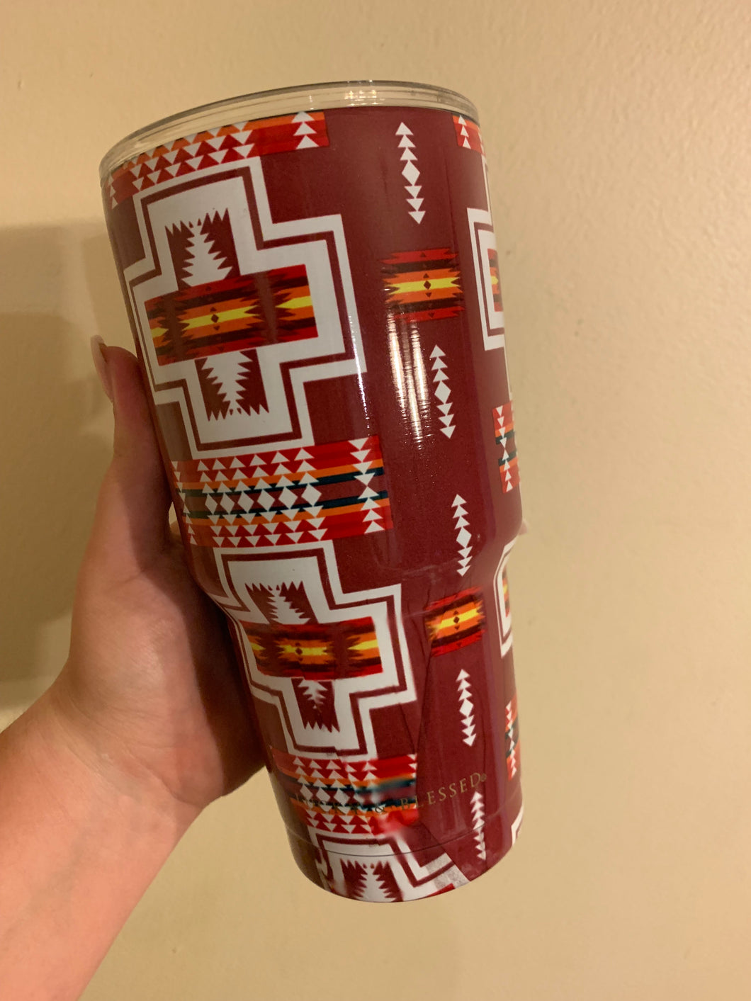Seminole Wind Tumbler