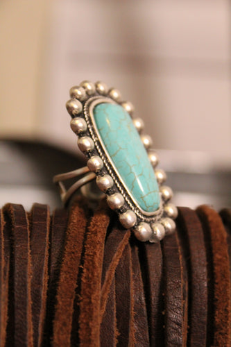 Rodeo Bound Ring