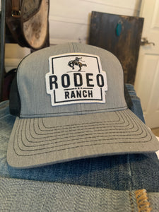 Rodeo Ranch- Heather Grey