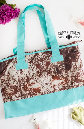Round up tote