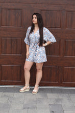 Load image into Gallery viewer, Get Ahead Leopard Romper