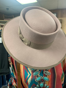 Gambler Hat Tan