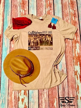 Load image into Gallery viewer, Just like Cattlemen Only Prettier tee