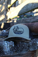 Load image into Gallery viewer, Cattlemen's Hat - Loden & Black