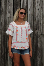 Load image into Gallery viewer, My Maria Embroidered Top