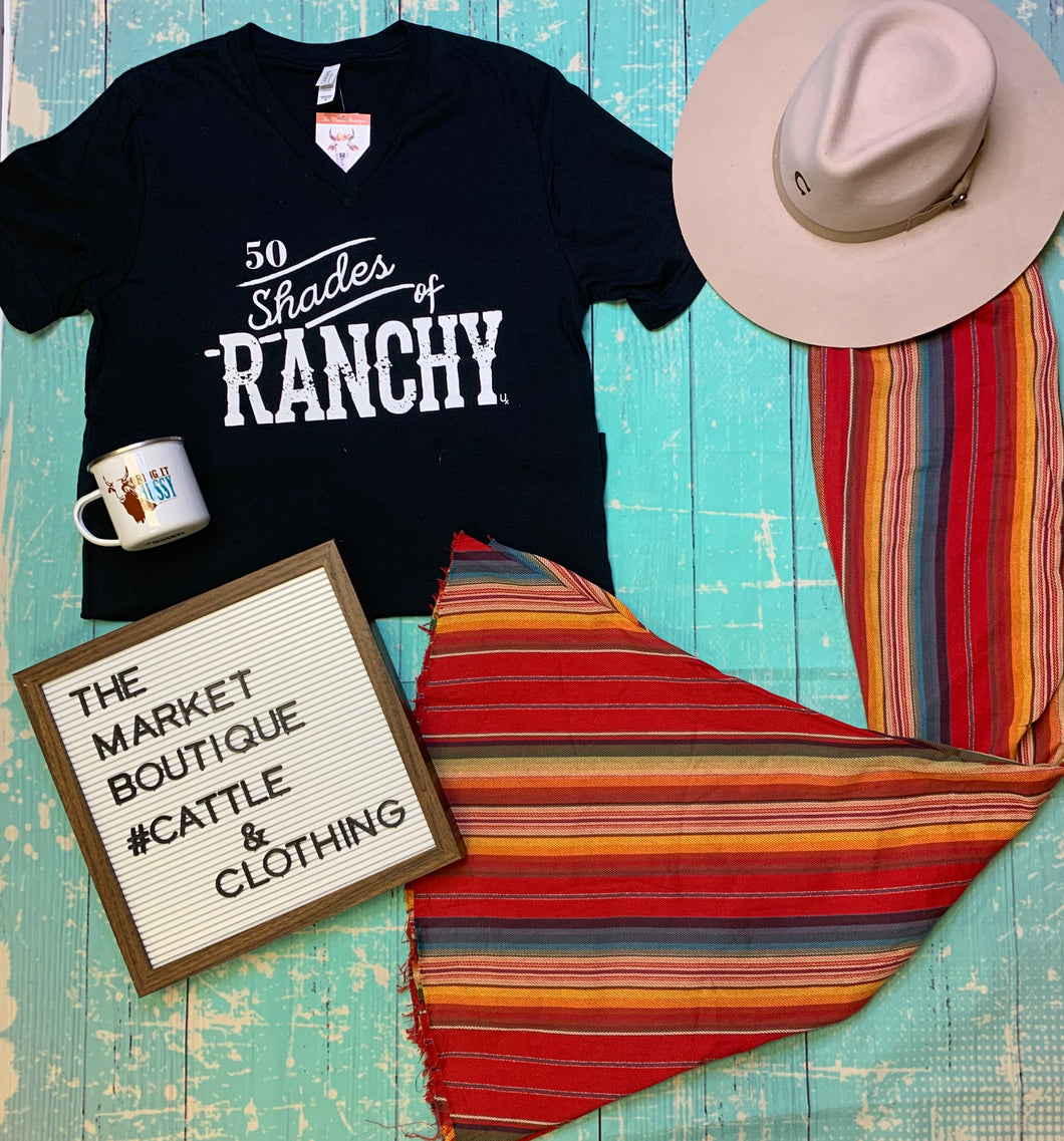 50 shades of ranchy tee