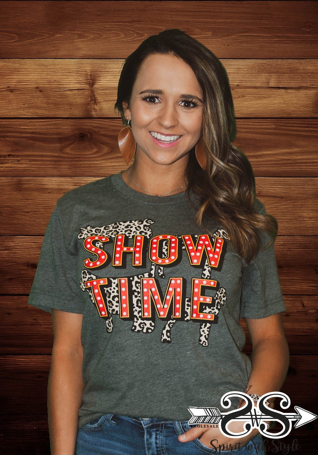 It's Show Time tee