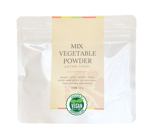 MIX VEGETABLE POWER 100g