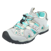 Northside Kids Burke SE Athletic Sandals - Gray/Aqua