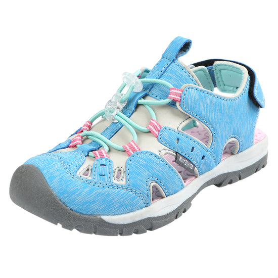 Northside Kids Burke SE Athletic Sandals - Blue/Pink