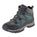 Northside Womens Snohomish Waterproof Hiking Boot - Dark Gray/Dark Turquoise