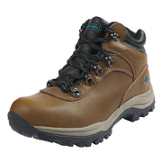 Northside Womens Apex Lite Waterproof Hiking Boot - Medium Brown/Teal