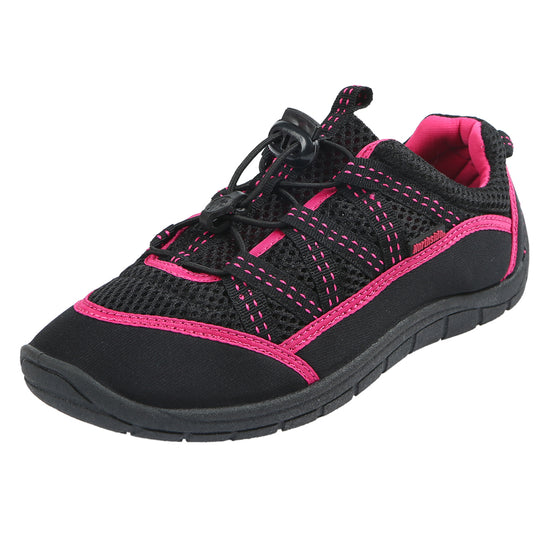 Northside Womens Brille II Water shoe - Black/Fuchsia