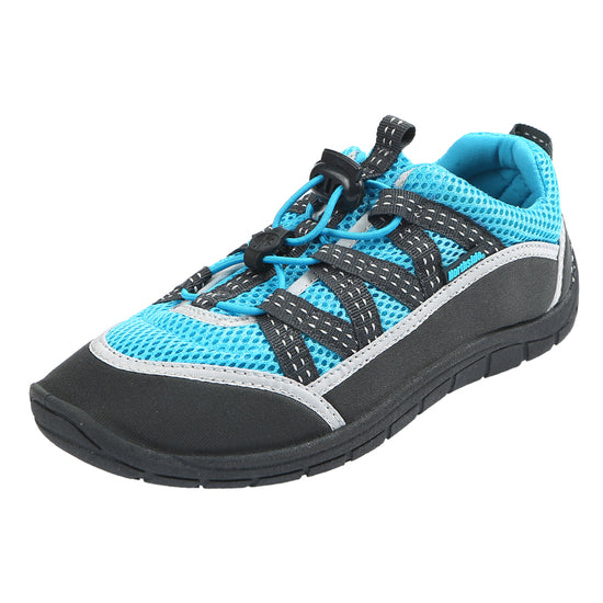 Northside Womens Brille II Water shoe - Gray/Aqua