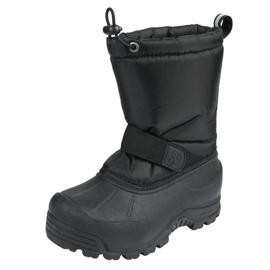 Northside Kids Frosty Winter Snow Boot - Black