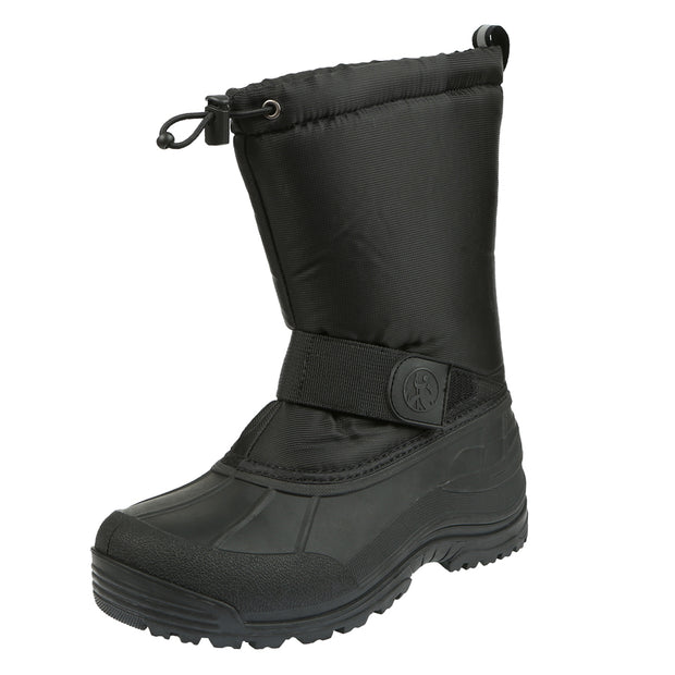 Northside Womens Leavenworth Waterproof Snowboot - Onyx