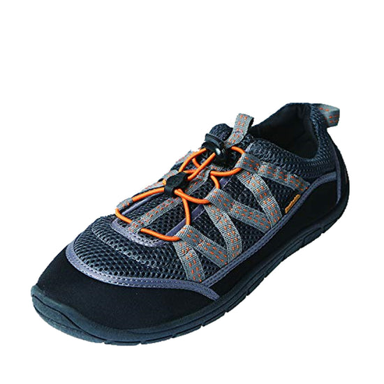 Northside Mens Brille II Water shoe - Gray/Orange