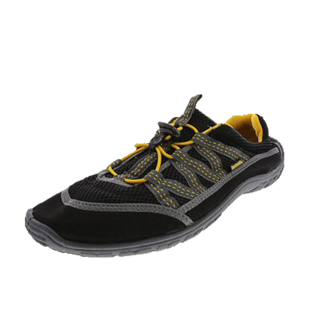 Northside Mens Brille II Water shoe - Black/yellow