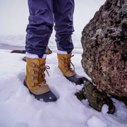 Kids Back Country Waterproof Pack Boots