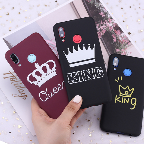 Matching Huawei King Queen Phone Cases