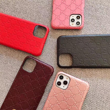 Load image into Gallery viewer, GIGI- Luxury Phone Case For iPhones