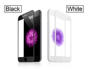 Tempered Glass Screen Protector -5D Protective Glass For iPhone