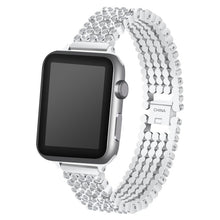 Load image into Gallery viewer, Diana Rhinestone Apple Watch Strap