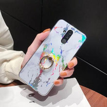 Load image into Gallery viewer, Marble Holo Huawei
