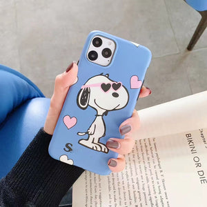 Samsung Galaxy Snoopy Love